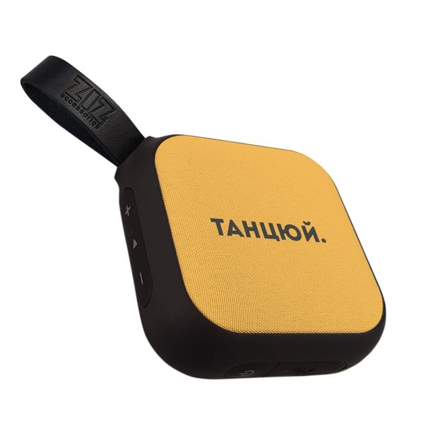 Портативная колонка Bluetooth ZIZ Танцуй (52015)