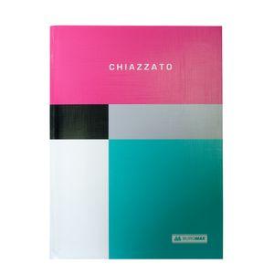 Купить Бизнес-тетради, блокноты, Блокнот CHIAZZATO, А-5, 80л., клетка, интегральнная обложка, розовый