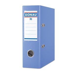 Купить Папки-регистраторы, Регистратор MASTER DONAU А5, ширина торца 75 мм, синий