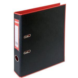 Купить Папки-регистраторы, Регистратор BUROMAX, А4, 50 мм, PP, оранжевый/черный
