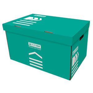 Купить Боксы и короба архивные, Короб для архивных боксов, BUROMAX, бирюзовый, Wolf