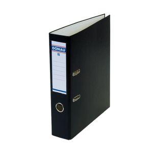 Купить Папки-регистраторы, Регистратор MASTER DONAU А4, ширина торца 70 мм, черный