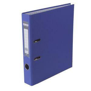 Купить Папки-регистраторы, Регистратор односторонний А4 LUX, JOBMAX, ширина торца 50мм, фиолетовый